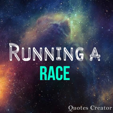 Faith During the Race of ChronicIllness
